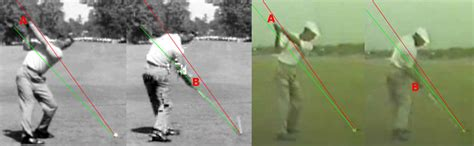 ben hogan swing down the line swingplane