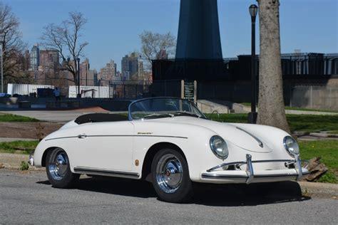 1957 porsche 356a 1957 porsche 356a speedster