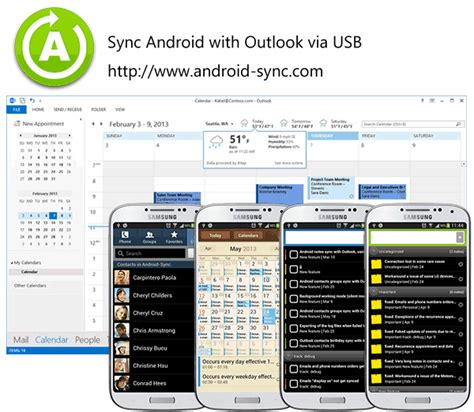 outlook android sync how to usb sync android powered samsung galaxy s5 with microsoft outlook android sync sync
