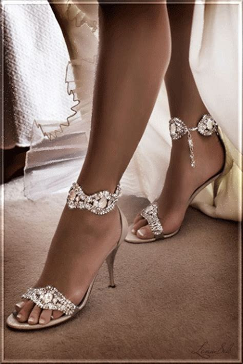 beautiful high heels beautiful high heels with special bling pictures photos