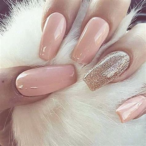 light pink and gold light pink and gold nails most popular nail colors