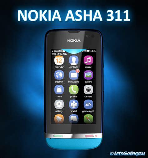 Www Hp Nokia Asha 311 nokia asha 311 letsgodigital