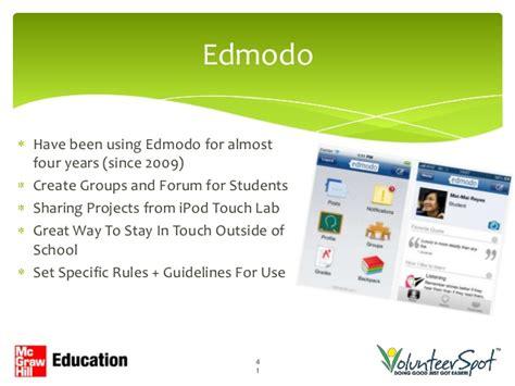 edmodo board of directors social media savvy for educators