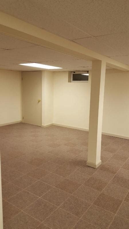 healthy basement systems basement finishing before and