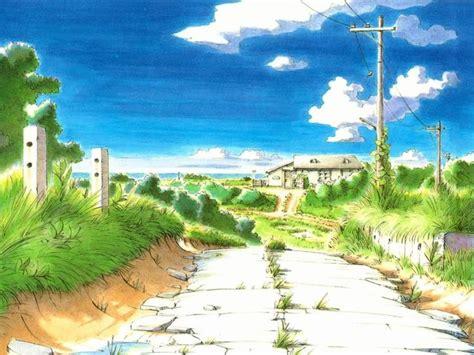 imagenes de paisajes anime aporte wallpaperss paisajes anime paisajes anime