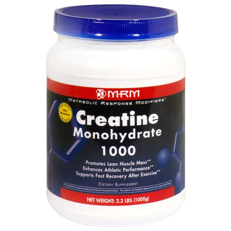 30 g creatine a day mrm creatine monohydrate 1000 2 2 pounds health