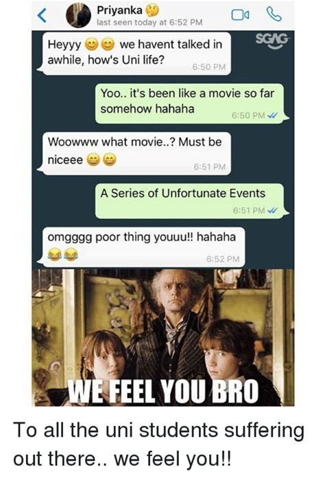 Heyyy Meme - 25 best memes about a series of unfortunate events a