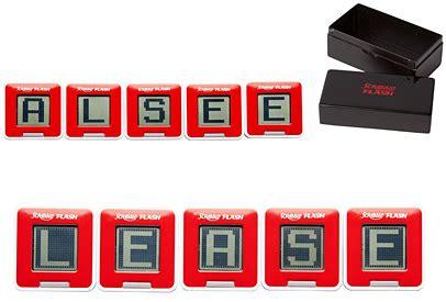 Electronic Scrabble Flash