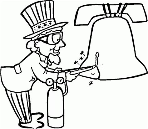 uncle sam coloring pages coloring home