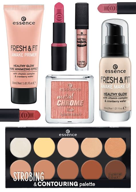 Makeup Essence new essence cosmetics fall winter makeup collection update