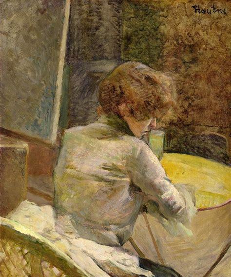 Blogs About Home Decor waiting at grenelle painting by henri de toulouse lautrec