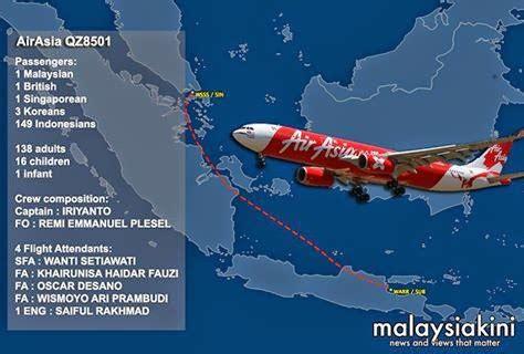 airasia adalah kehilangan pesawat air asia qz8501 jeruk antu