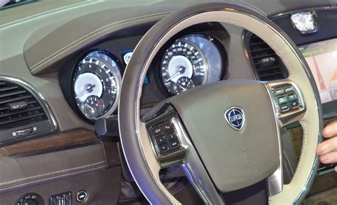 Lancia Thesis Interior Chrysler S Entire Lineup Rebadged For Fiat S Lancia Brand