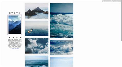 themes tumblr ocean themes for screams