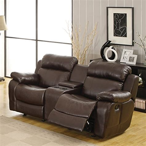 recommend marille reclining loveseat w center console cup