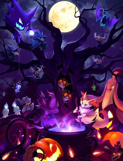 halloween explore halloween on deviantart pokemon halloween 2016 by denajarawr on deviantart