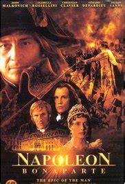 biography napoleon bonaparte summary napol 233 on tv mini series 2002 imdb