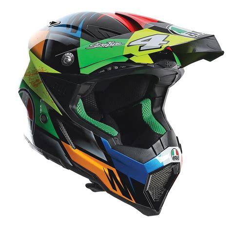 valentino motocross helmet agv helmets valentino agv ax 8 evo chareyre replica