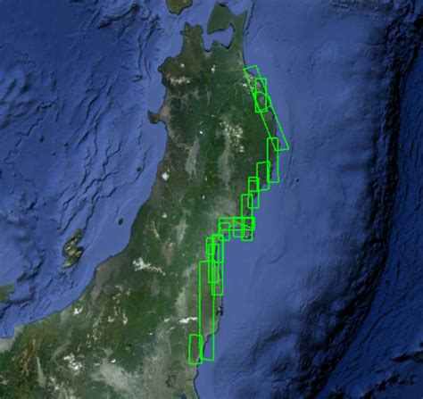 imagenes satelitales japon actualizan im 225 genes satelitales de jap 243 n en google maps