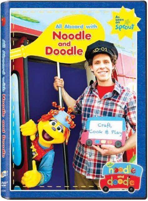 noodle and doodle episodes doodles noodle noodle and noodles on