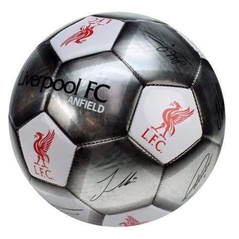 Liverpool Signature 6 official liverpool f c football signature sv buy