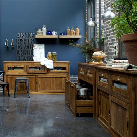 mod鑞e de cuisine ouverte sol noir murs couleur cuisine ouverte sur salle 224