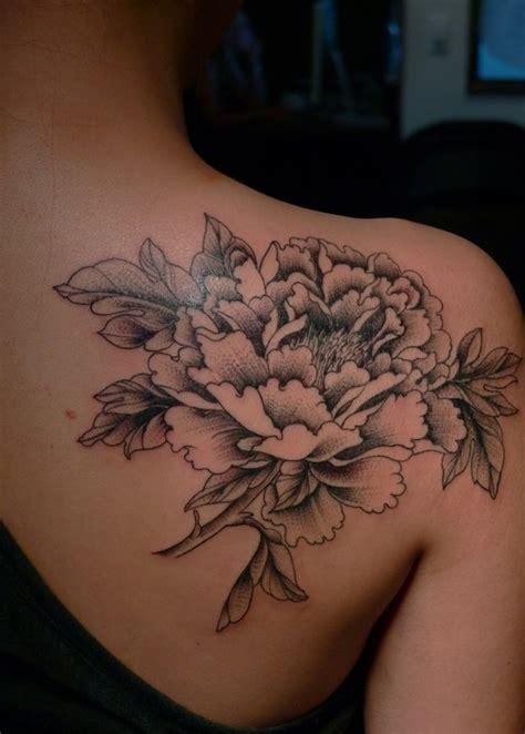 flower tattoo for shoulder large flower shoulder tattoo favething com