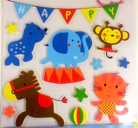 decoracion habitacion bebe goma eva decoracion infantil goma eva
