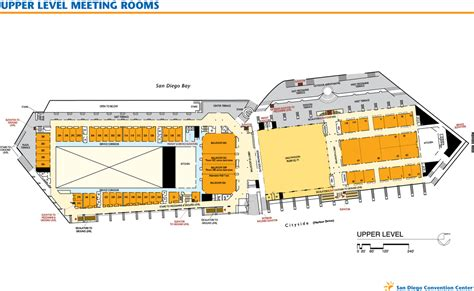 san diego convention center floor plan architecture free floor plan software with open to above