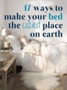 Thin Down Comforter 17 Ways To Make Your Bed The Coziest Place On Earth
