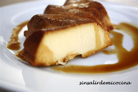 i recetas flan de queso y leche condensada de mam sin salir de mi cocina tarta de queso con leche condensada