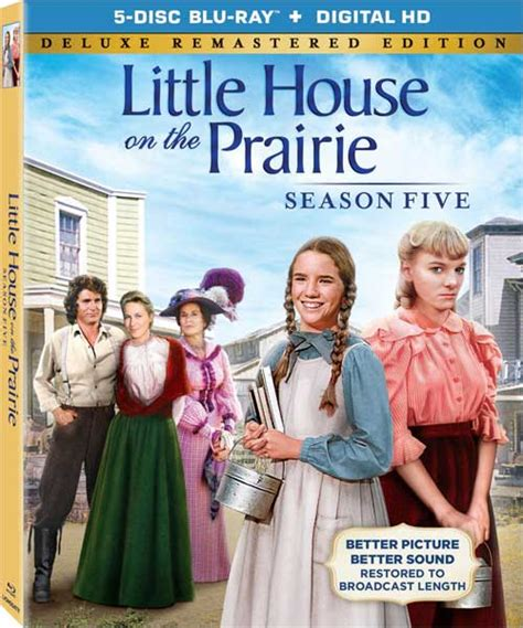 little house on the prairie full episodes little house on the prairie dvd news announcement for season 5 deluxe remastered