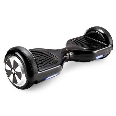 Jual Smart Balance Wheel Ban 6 5 Inch Bisa Cod jual swagway two wheel balance smart scooter self balancing electric segway hoverboard hitam
