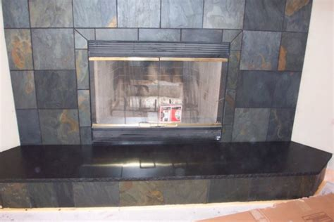 slate fireplace pictures and ideas