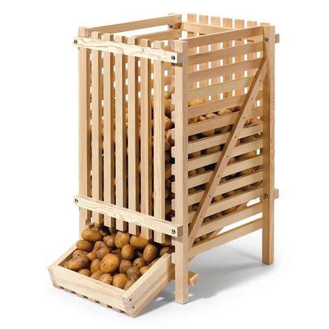 1000 ideas about potato storage on potato bin