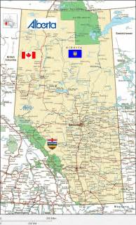 map of canada alberta alberta map1 the non conformer s canadian weblog
