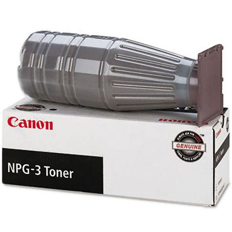Cartridge Canon 5 Black Original original canon npg 3 black toner cartridge 1374a002aa