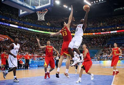 to the olympics lebron in olympics day 2 basketball zimbio