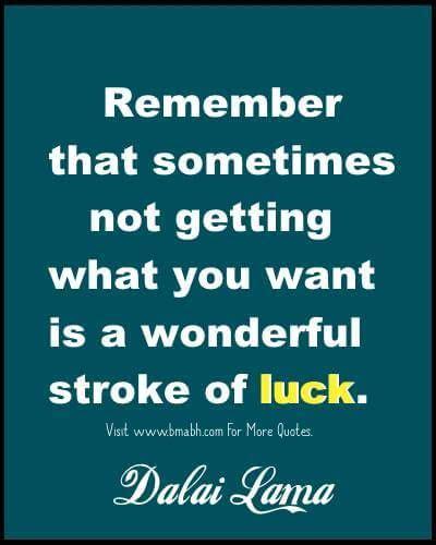 best 25 luck quotes ideas on pinterest roald dahl