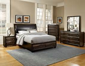 Gray And Brown Bedroom Homelegance Redondo Platform Bedroom Set Grey Toned