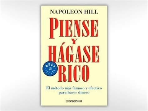 piense y hagase rico piense y h 193 gase rico audiolibro completo napoleon hill youtube