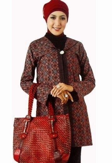 Baju Dress Denim Ceruty Fashion Kerja Wanita 94565 model baju batik wanita untuk kerja jpg 357 215 521 pakaian kerja muslimah bag