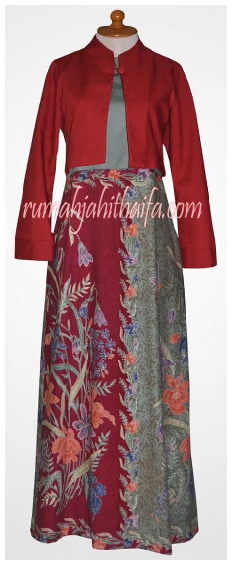 Gamis Batik Pias Busui Ok gamis batik bolero order jahitan ibu listya di sragen rumah jahit haifa