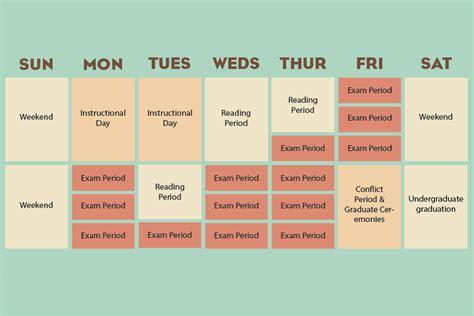 Academic Calendar Ucf Ucf Academic Calendar Fall 2015 Calendar Template 2016