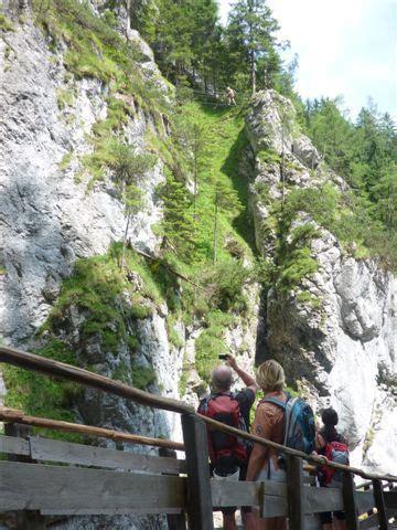 Foto Lu Hias hias und siega klettersteig in der silberkarklamm 13 07 2013 214 sterreichischer alpenverein