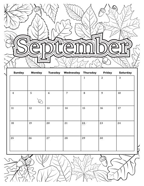 doodle calendar security free coloring pages from popular coloring