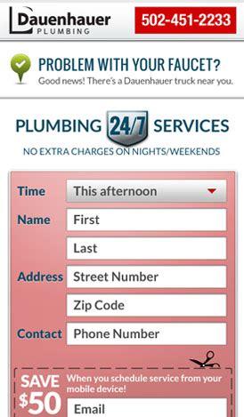 dauenhauer plumbing portfolio makespace
