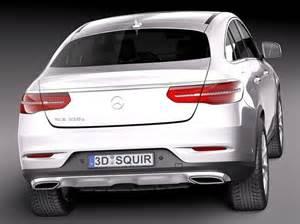 Mercedes Makes And Models Mercedes Gle Coupe 2016 3d Model Max Obj 3ds Fbx C4d