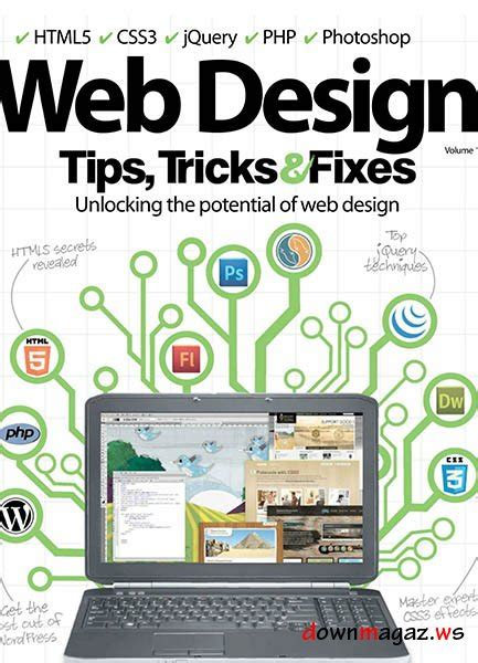 Web Design Journal Pdf | web design tips tricks fixes volume 1 uk 187 download pdf
