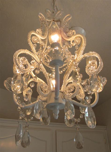 cruisin over sixty my shabby chic chandelier